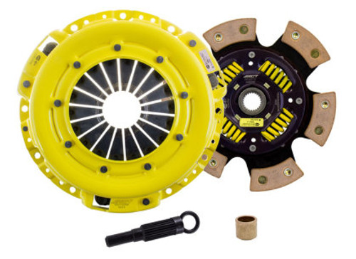 ACT  HD/Race Sprung 6 Pad Clutch Kit Nissan 370Z 09+