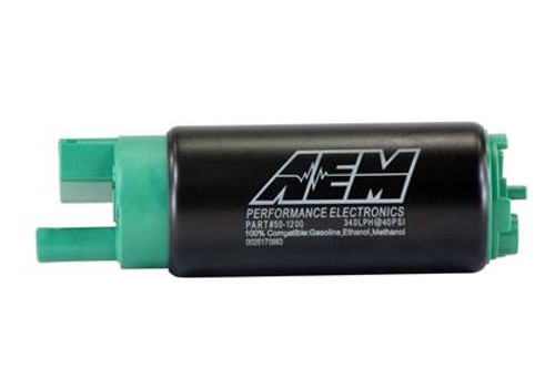 AEM 340LPH In Tank Fuel Pump Kit - Ethanol Compatible
