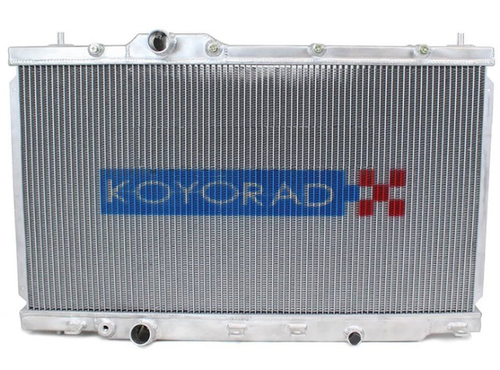 Koyo Racing Radiators 2017+ Honda Civic Type-R