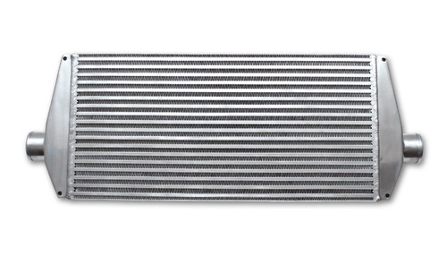 Vibrant Intercooler Air-to-Air IC Assy complete w/ end tanks core size: 25in Wx12in Hx3.5in thick 3in in / out