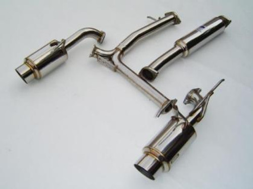 Invidia 60mm REGULAR N1 Y-Pipe Back Exhaust System 02-08 Nissan 350z