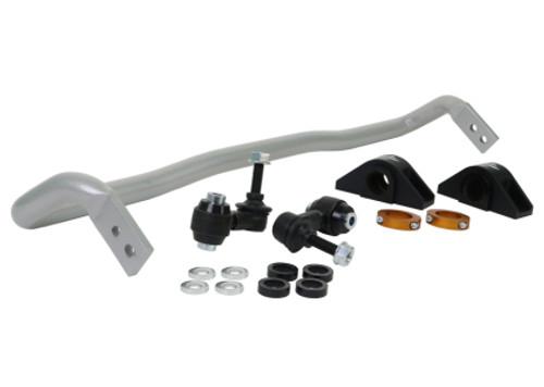 Whiteline 17-20 Honda Civic Rear Sway Bar Kit - 26mm Heavy Duty Blade Adjustable