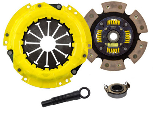 ACT  HD/Race Sprung 6 Pad Clutch Kit Toyota Celica 00-05 GT & Corolla 05-13