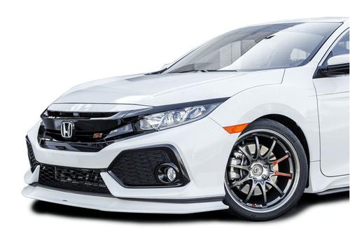 GReddy 2017+ Honda Civic Si Coupe/Sedan Front Lip Spoiler