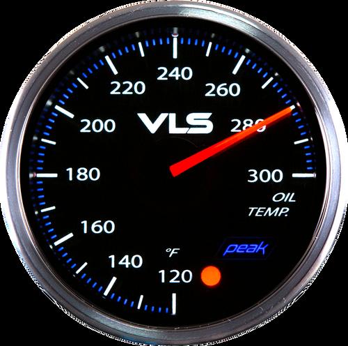 Revel VLSII Oil Temperature 52mm Gauge