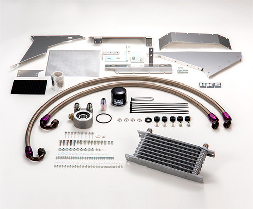 HKS OIL COOLER Kit Honda Civic Type R FK8 17+
