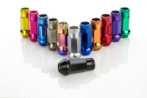 Wheel Mate Muteki SR48 Open End Lug Nuts - 12x1.50 48mm