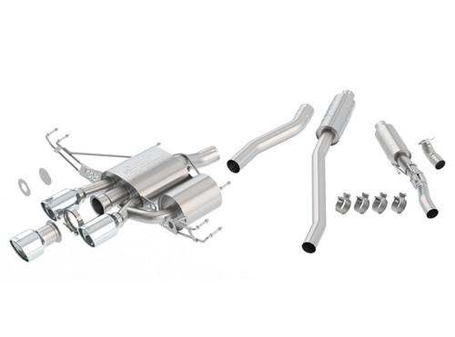 Borla 2017-2020 Honda Civic Type-R Cat-Back Exhaust