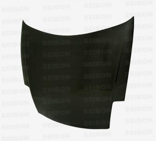 Seibon 00-05 Mitsubishi Eclipse (D53A) OEM Style Carbon Fiber Hood