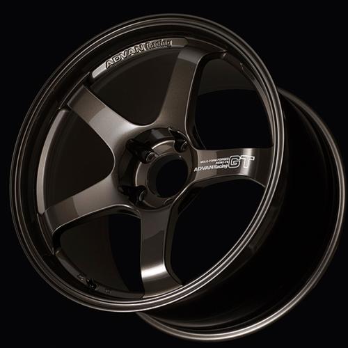 Advan GT Premium Version 18x9.5 +38 5-120 Umber Bronze Wheel