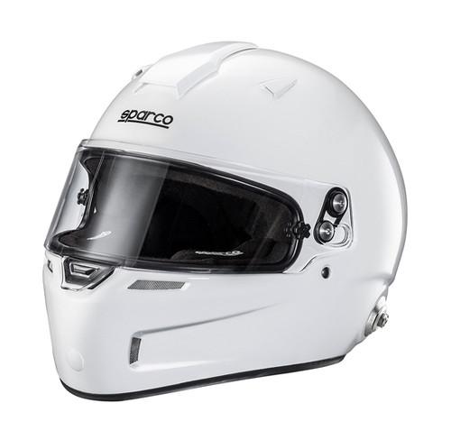 Sparco Helmet AIR RF-5W Kevlar / Fiberglass White