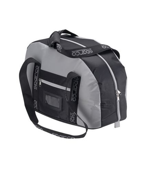 Sparco Bag Helmet Black/Grey at JCERacing.com