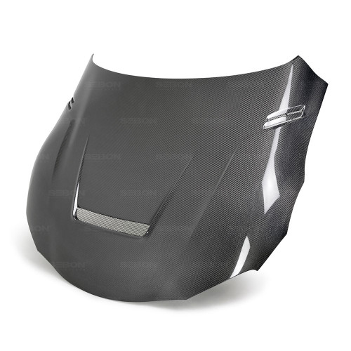 Seibon 2020 Toyota Supra VS-Style Carbon Fiber Hood