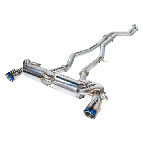 Remark Cat-back Exhaust 2020 Toyota GR Supra A90 (DB42)  - Stainless Steel
