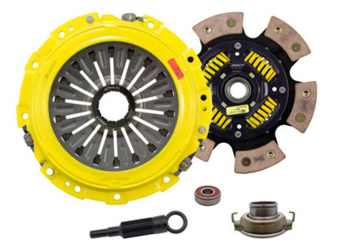 ACT HD-M/Race Sprung 6 Pad Clutch Kit Subaru WRX STI 2004-2020