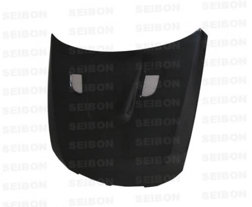 Seibon 05-08 BMW 3 Series 4 dr E90 (Excl M3) BM-Style Carbon Fiber Hood