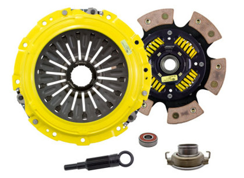 ACT XT-M/Race Sprung 6 Pad Clutch Kit 2004-2020 Subaru WRX STI