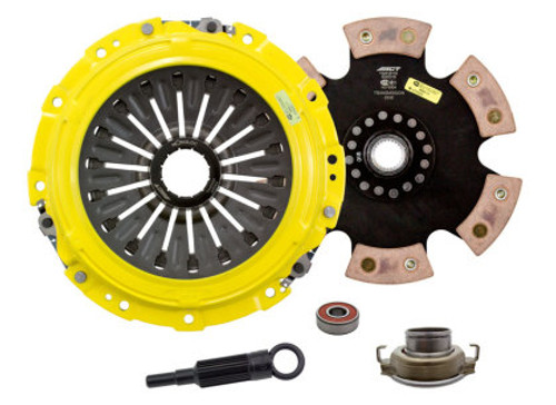ACT XT-M/Race Rigid 6 Pad Clutch Kit Subaru WRX STI 2004-2020