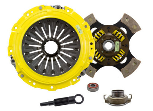 ACT XT-M/Race Sprung 4 Pad Clutch Kit Subaru WRX STI 2004-2020