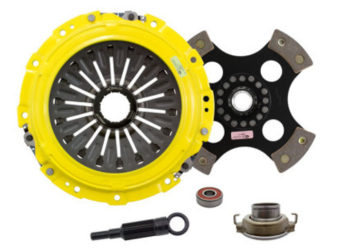 ACT XT-M/Race Rigid 4 Pad Clutch Kit Subaru WRX STI 2004-2020