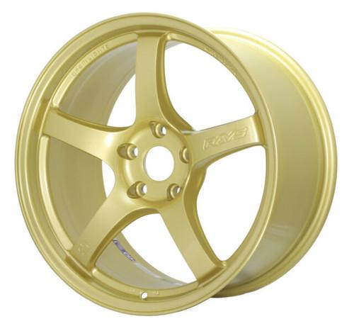 Gram Lights 57CR 17X9 +38 5X100 E8 Gold