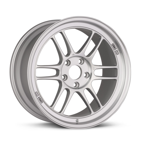 Enkei RPF1 16x7 5x114,3 43mm Offset 73mm Bore Silver Wheel