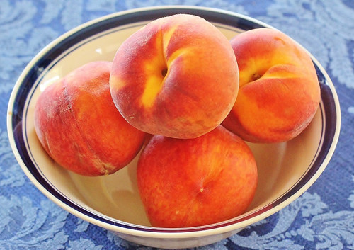 Brigg's Red May Peach