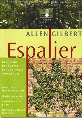 Espalier - book