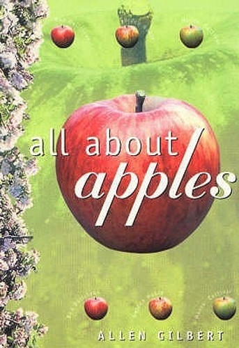All about apples - book