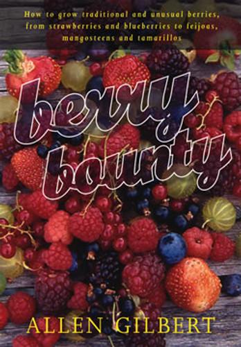 Berry bounty - book