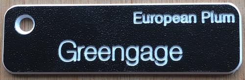 European Plum Orchard Labels