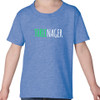 'Three'nager Toddler Graphic Tee