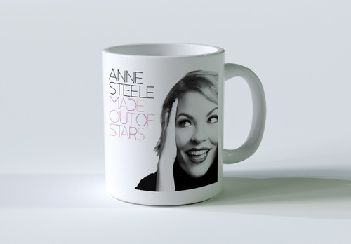 Anne Steele Made Out of Stars EP Custom Mug