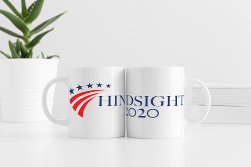 Hindsight 2020 Mug