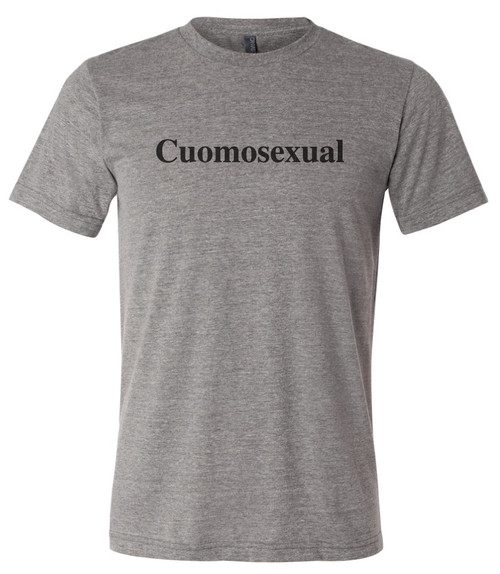 Cuomosexual Graphic Tee