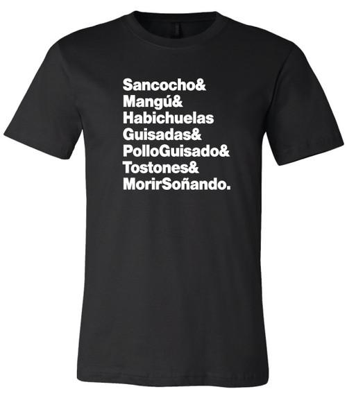 Sancocho Mangu & Habichuelas Graphic Tee
