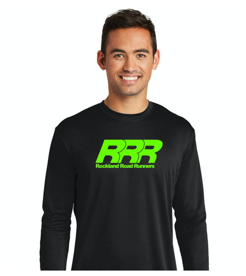 Rockland Road Runners - Long Sleeve Performance Tee