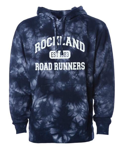 Rockland Road Runners - Tie Dye Hoodie