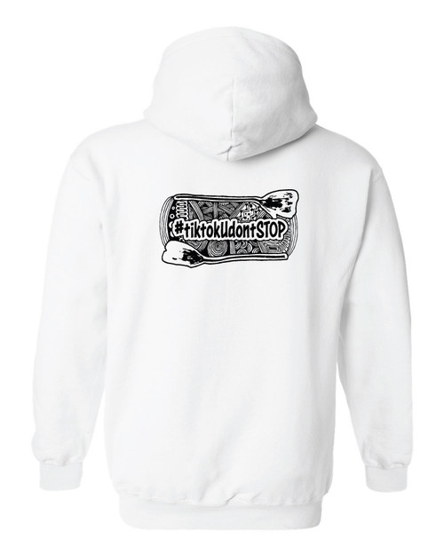 Rosie O'Donnell's TikTokUDontSTOP Graphic Hoodie