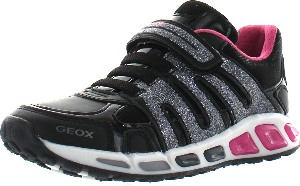 Shuttle Geox Girls Fashion Sneakers Jr 3L4qRj5A