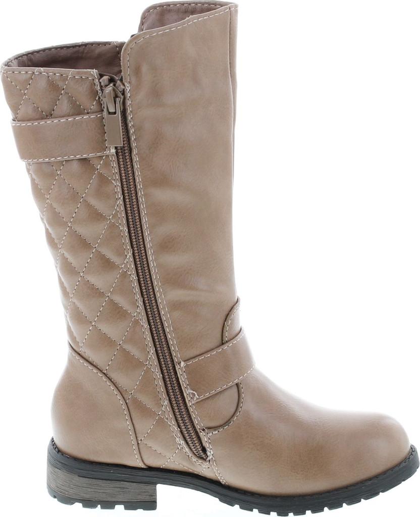 Link Girls Mango-21K New Knee High Flat Riding Boots Shoes