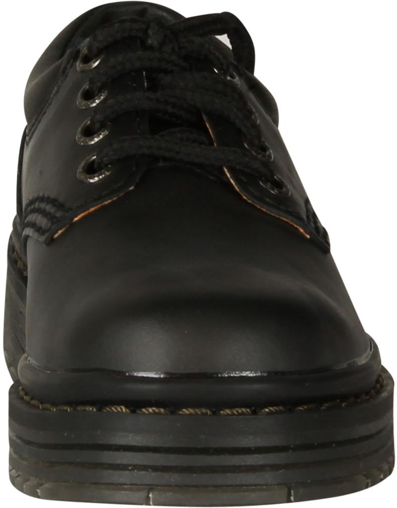 Skechers 9735 Black Boys Loafers