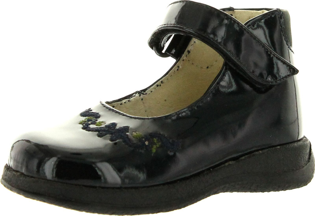 Elefantino Girls 2861 Made In Italy Fashion Booties