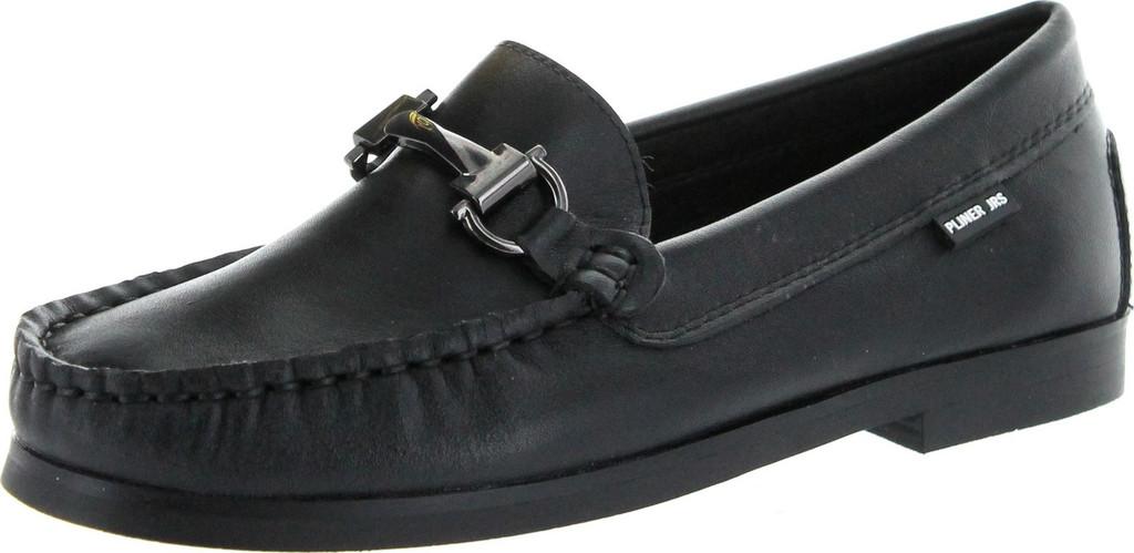 Pliners Jr Boys Leo Designer Slip On Loafers Moccasins