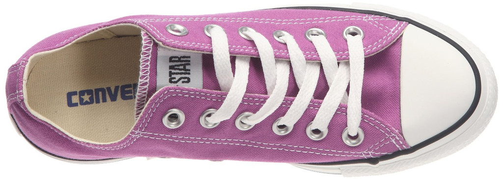 Converse Ox Girl's Iris Orchid Sneakers