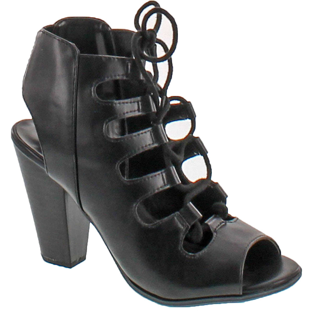 6463b15096 ... Soda Women's Sunset Open Toe Strappy Lace Up Slingback Stacked Heels.  https://d3d71ba2asa5oz.cloudfront.net/52000969/images/45394-