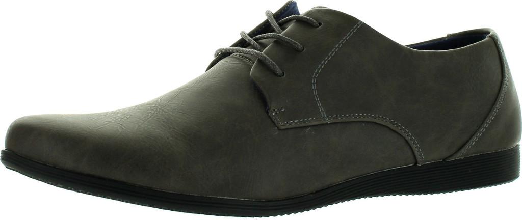 Coronado Men Casual Shoes Cole-2 Comfort Soft Classic Oxford With A Plain Toe