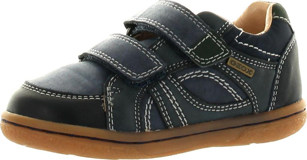 Geox Boys Flick B.K. Casual Everyday Fashion Shoes