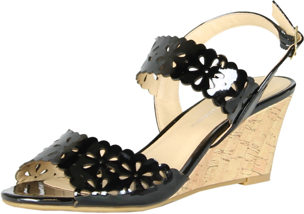 44c11f7c5 Cl By Chinese Laundry Womens Tori Wedge Sandals - ShoeCenter.com