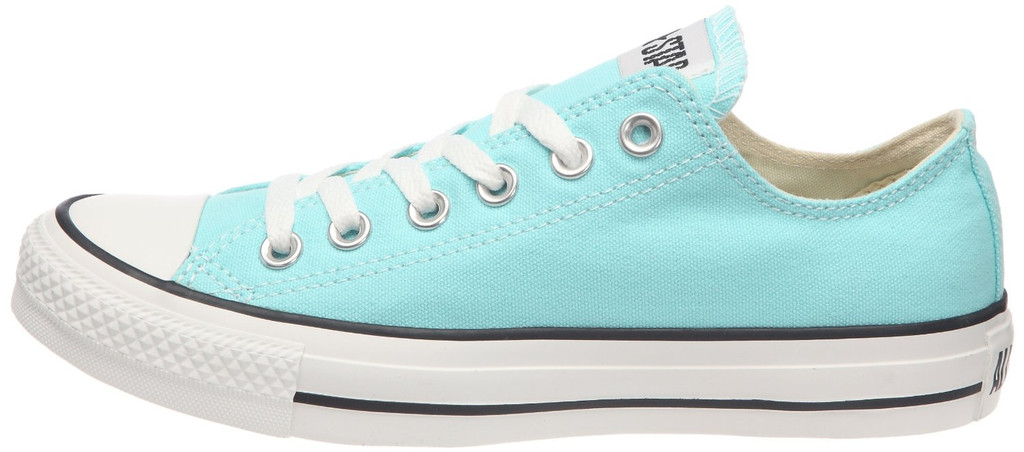 Converse 730118F Oxford Laces Aruba Blue